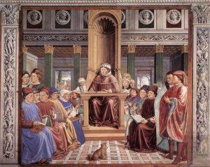 средневековая философия